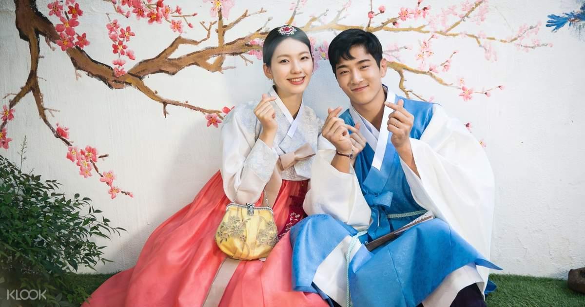 Giảm đến 10% | Thuê Và Chụp Ảnh Với Hanbok của Hanbok That Day- Klook